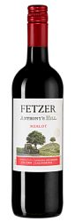 Вино Anthony's Hill Merlot, Fetzer
